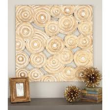 Decorative Wood Wall Panels American Home 36 In X 36 In Rustic Pine Wood Decorative Square