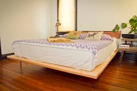 Platform Bed With Hairpin Legs Hairpin Leg Bed Frame All Images With Hairpin  Leg Bed Frame