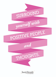 Positive People Quotes Beauteous Inspirational And Motivational Quotes Surround Yourself With
