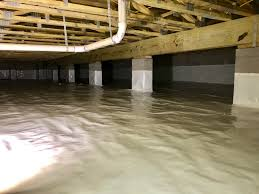 another successful crawl space encapsulation installation story