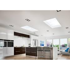 roof lighting design. 1m x 2m atlas flat roof light skylight stock size free glass upgrade lighting design