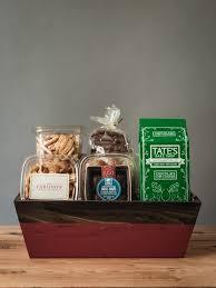 artisan snack basket small