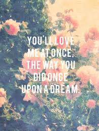 Once Upon A Dream Quotes