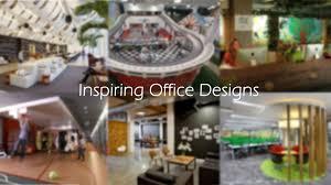 inspiring office design. Delighful Design 10 Oct Inspiring Office Designs To Stir Your Senses In Design