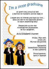 Preschool Graduation Announcements Find The Most Unique I Am A Little Preschooler Graduate