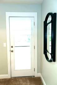 front door shades glass s window treatments pull down blinds for doors with covering sha