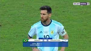 كلاسيكو البرزيل و الأرجنتين 2-0 نصف نهائي كوبا امريكا 2019 ▪️ عصام  الشوالي🎤 - YouTube