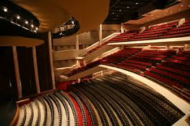 Braden Auditorium Seating Chart Sangamon Auditorium The Only Auditorium Of Its Kind And Si