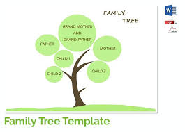 Build A Family Tree In Excel Image Titled Make A Family Tree On Excel Step 1 Template With