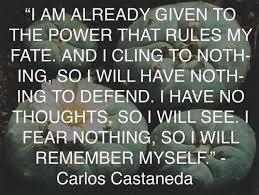 Carlos Castaneda Quotes Stunning Don Juan Carlos Castaneda Quotes On QuotesTopics
