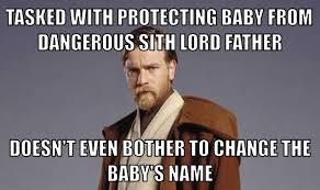 Scumbag Obi Wan : AdviceAnimals via Relatably.com