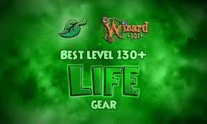 Best Life Gear Level 130 Wizard101 Swordrolls Blog
