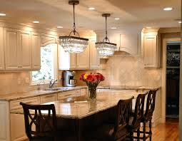 home pendant lights modern kitchen island lighting spacing globe over hanging luxury tile countertop with bar