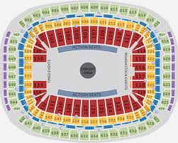 San Antonio Rodeo Tickets Seating Chart Box Office Nrg Park