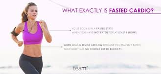 what exactly is fasted cardio