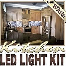 kitchen cabinet led lighting. Biltek 6\u0027 Ft Cool White Kitchen Counter Cabinet LED Lighting Strip + Dimmer Remote Led