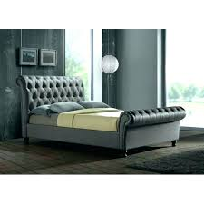 Low Queen Bed Frames Full Size Frame With Headboard And Footboard ...
