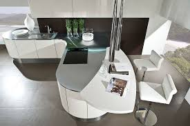 Modern White Fitted Kitchen Redesign Kitchens  Bedrooms - Fitted kitchens