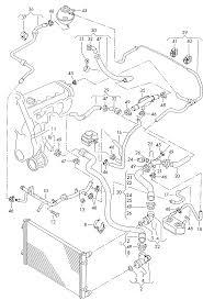 Picture of engine volkswagen golf 2001 coolant cooling system 1 9ltr 4 cylinder 444444