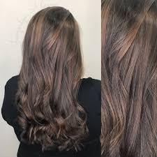 Brown Hair Fall Hair Warm Hair