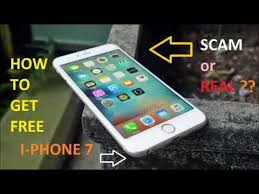 Get Youtube Free scam Iphone To Real A Or How 7 fxqwPTW5