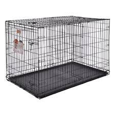 <b>Клетка Midwest</b> iCrate 1 дверь, черная 122х76х84h см — купить в ...