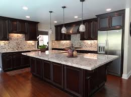 Granite Kitchen Design Custom Inspiration