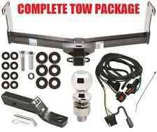 dodge dakota towing hauling 2005 2011 dodge dakota trailer hitch receiver wiring kit ballmount ball fits dodge dakota