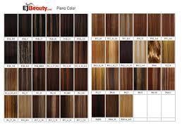 Onyx Hair Color Chart Elegant Model Model Equal Premium Wig