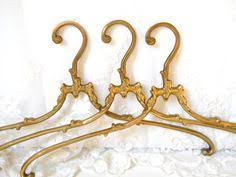 Antique Brass Coat Rack RESERVED for THESPECLEDFEATHER 100 vintage brass clothes hangers 79