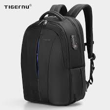 "2021 Tigernu <b>New Arrival</b> Large Capacity Travel <b>15.6</b>"" 19"" Anti theft ..."