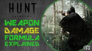Hunt Showdown How Damage Works
