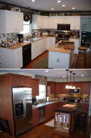 before and after featured remodel