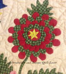 Repro Quilt Lover: April 2016 & ... they were used in the antique album quilt she owns on which she based  her book - Baltimore Garden Quilt. I guess you can say it was a Baltimore  thing. Adamdwight.com
