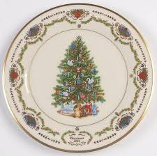 13 Best Christmas Plates To Collect Images On Pinterest  Around Lenox Christmas Tree Plates