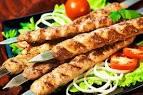 Люля - кебаб из курицы на мангале - рецепт с фото