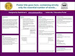 A0 Size Poster Template Free Poster Templates Conference Poster Presentation