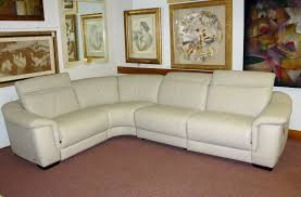 natuzzi leather sofas sectionals by interior concepts furniture natuzzi leather sectional t s