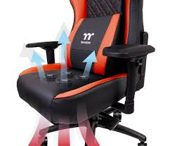 gaming chair. If, Like Me, Your Butt Is Welded To Gaming Chair For Over 12 Hours Almost Every Day Of The Week, You May Find Derriere Can Become Pretty Toasty.