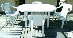 plastic patio tables resin table with umbrella tops plastic patio tables