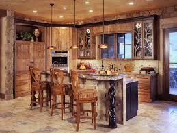 rustic kitchen island ideas.  Ideas Beautiful Rustic Kitchen Island Ideas Plus Decorative In V