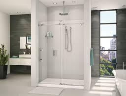 sliding frameless shower doors sliding frameless shower doors pictures