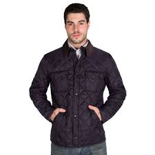Barbour Tinford Quilted Jacket in Navy – Country Club Prep & Men's Outerwear - Tinford Quilted Jacket In Navy By Barbour Adamdwight.com