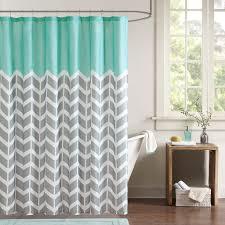 com intelligent design id70 365 nadia shower curtain 72x72 teal 72x72 home kitchen