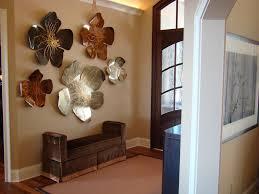 Modern Wall Decoration Design Ideas Brown Metal Wall Decor Wall Plate Design Ideas 13