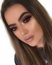 simple but dramatic look