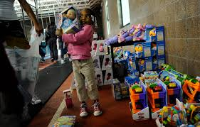 denver area toys for tots has only been able to fill 10 percent of toy requests