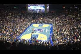 Memphis Basketball Watch Unveiling Of New Court For 2019 20 Season