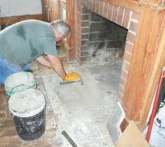 how to remove a brick fireplace first removed the leveling materials wed used for a decade how to remove a brick fireplace