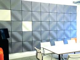 soundproof wall tiles swell acoustic sound proofing soundproofing studio foam technical information wedge studi